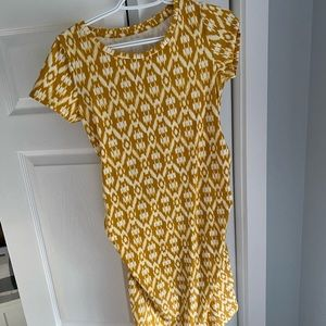 OLD NAVY maternity dress